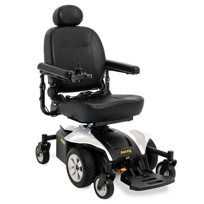 Jazzy Select 6® 2.0 with PES power wheelchair - pride - harmony home medical