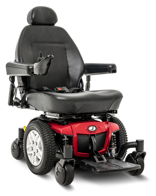Jazzy® 600 ES full size power wheelchair - pride - harmony home medical