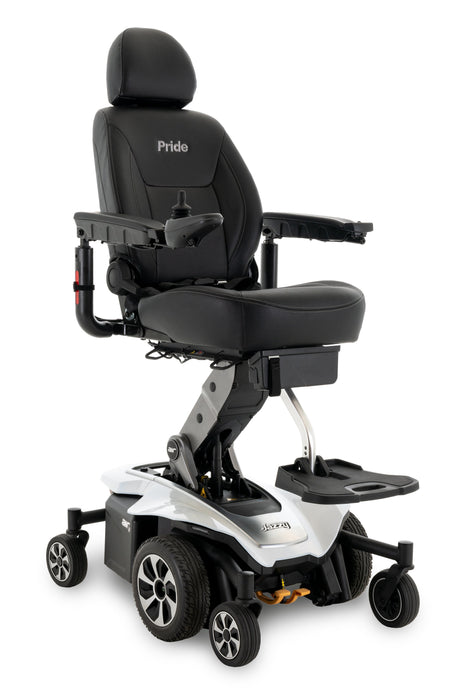 Jazzy Air® 2 full size elevating power wheelchair - pride - harmony home medical