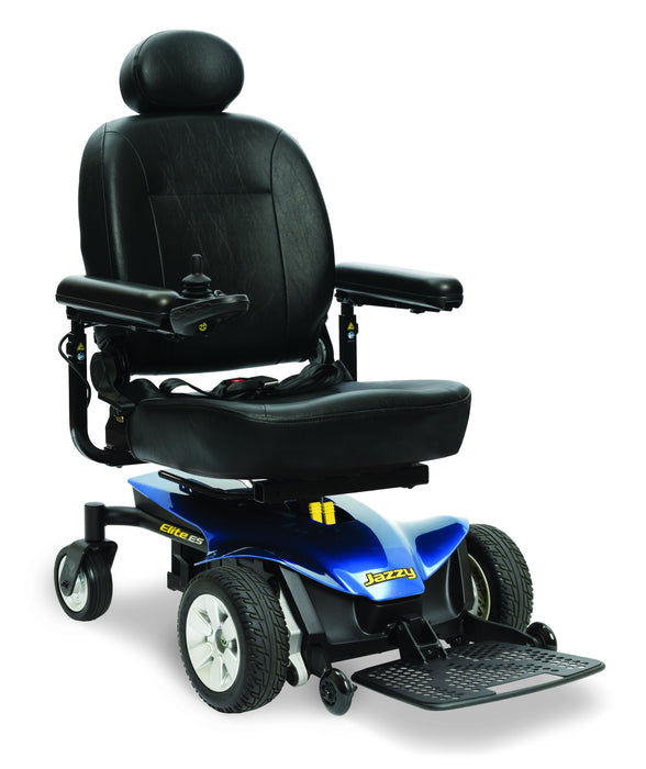 Jazzy® Elite ES full size power wheelchair - pride - harmony home medical