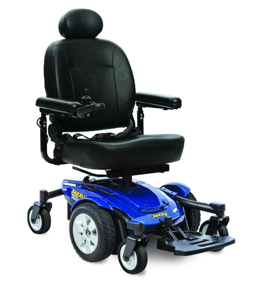 Jazzy Select® 6 full size power wheelchair - pride - harmony home medical