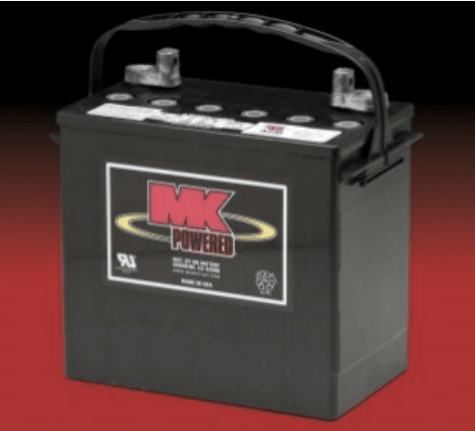 Light Duty AGM 12 Volt Battery M22NF SLD A