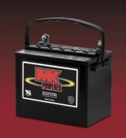Light Duty AGM 12 Volt Battery MU-1 SLD A