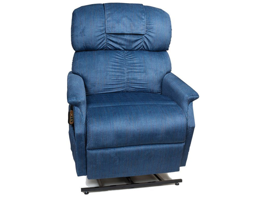 Comforter Medium Wide Recliner Chair 3 position - harmony home medical