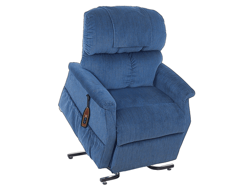 Comforter Small Wide Recliner Chair 3 position - harmony home medical