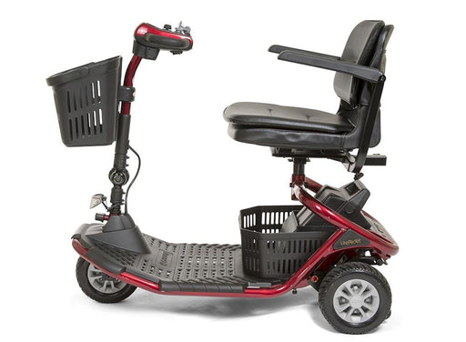 LiteRider 3-Wheel mobility scooter - harmony home medical