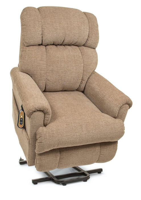 Space saver medium recliner lift chair - golden tech - harmony home medical
