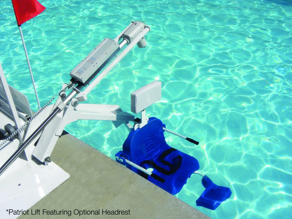 Patriot Portable Pool Lift - Sand Ballast System