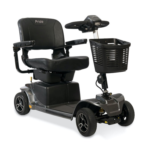 Revo 2.0 4 Wheel mobility scooter - pride - harmony home medical