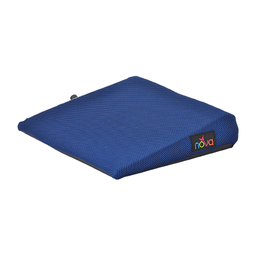Wedge Car Cushion with Easy Air