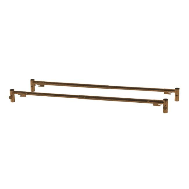Standard Telescoping Full Length Side Bed Rail - Harmony Home Medical