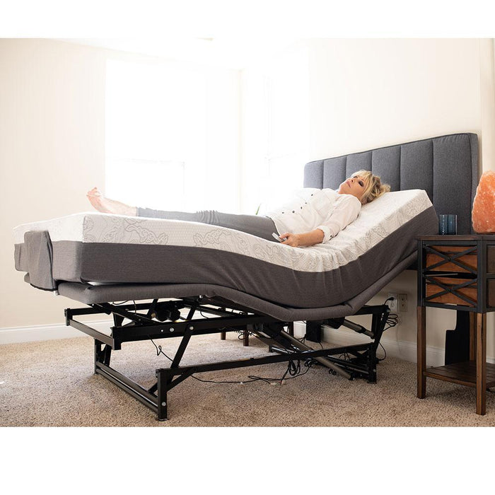 Flex-a-bed 185 Hi-Low Series SL bed - harmony home medical
