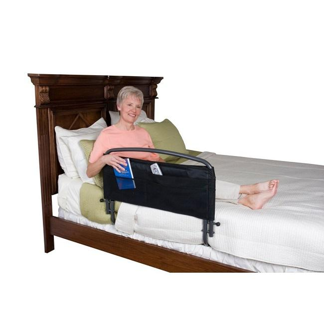 "30"" Safety Bed Rail with Padded Pouch - stander - harmony home medical"