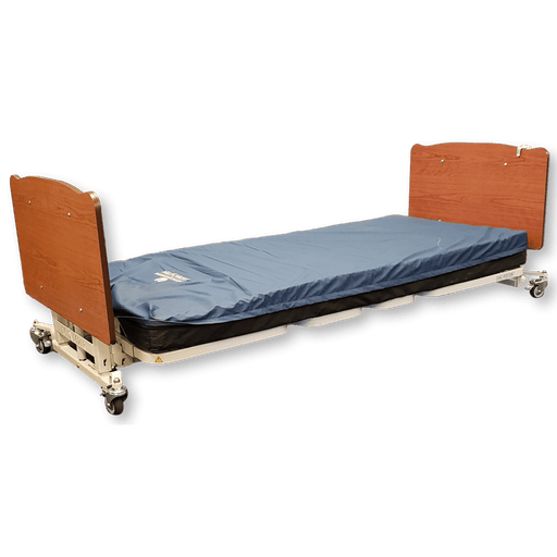 AllCare C Floor Height Low Bed - medmizer - harmony home medical