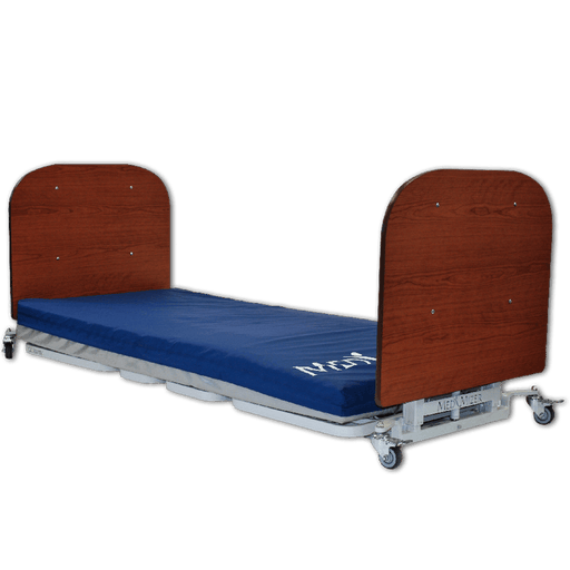 AllCare Floor Level Low Bed - medmizer - harmony home medical