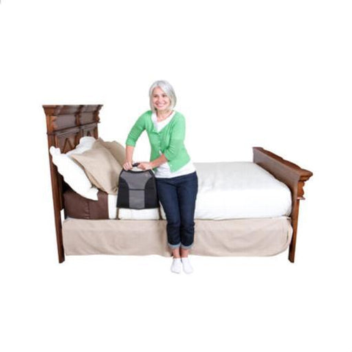 Bedside Econorail bed rail - stander - harmony home medical