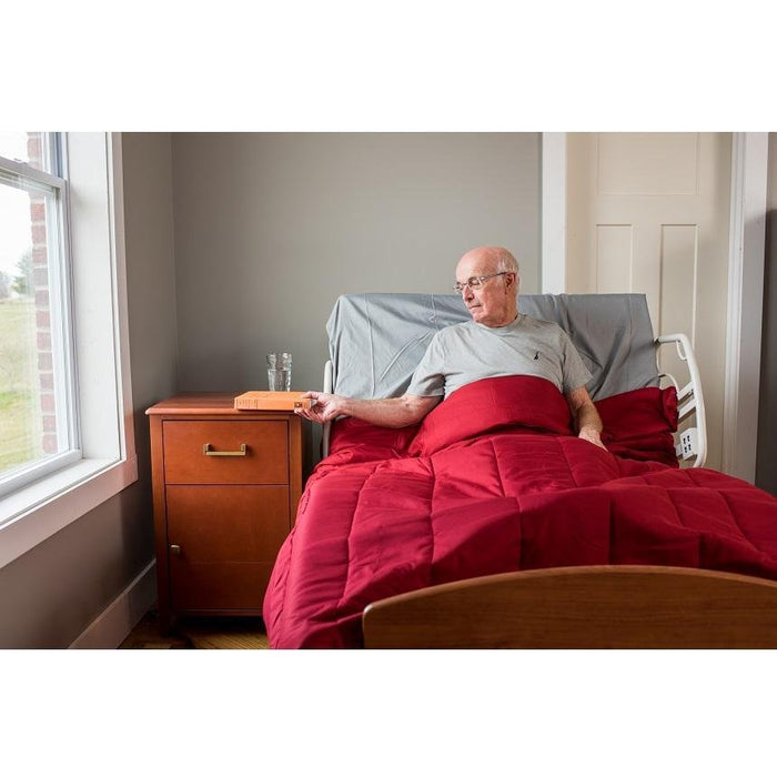 Comfort Wide EX-5000 Quick-Ship Bed Frame - medmizer - harmony home medical