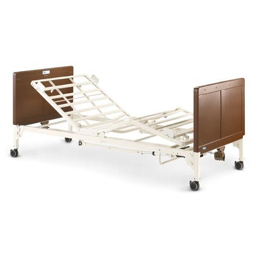 G-series bed frame - invacare - harmony home medical