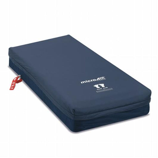 microAIR 55 Alternating Pressure with On-Demand Low Air Loss mattress - invacare - harmony home medical
