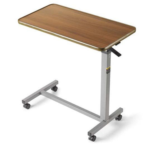 Tilt-Top Overbed Table - invacare - harmony home medical