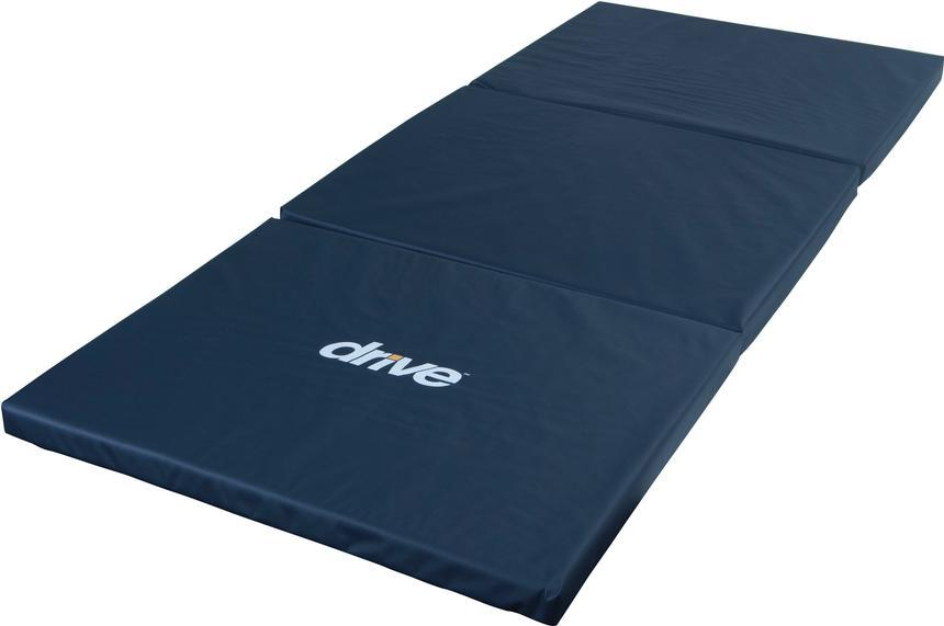 Tri-Fold Bedside Fall Mat - Harmony Home Medical
