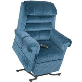 Lift chair - Single motor - Harmony Home Medical rental