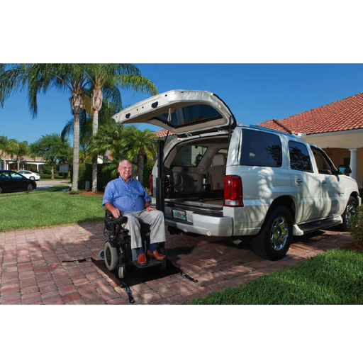 AL600 Hybrid Power Chair and Scooter Lift - harmar - harmony home medical
