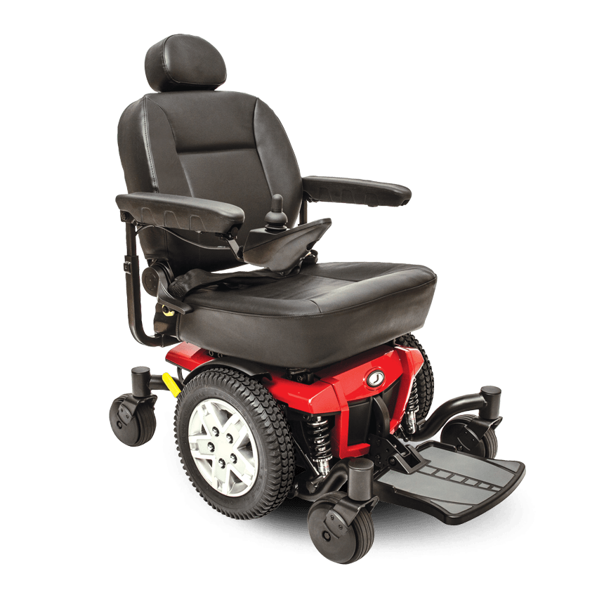 Full size powerchair - Harmony Home Medical rental
