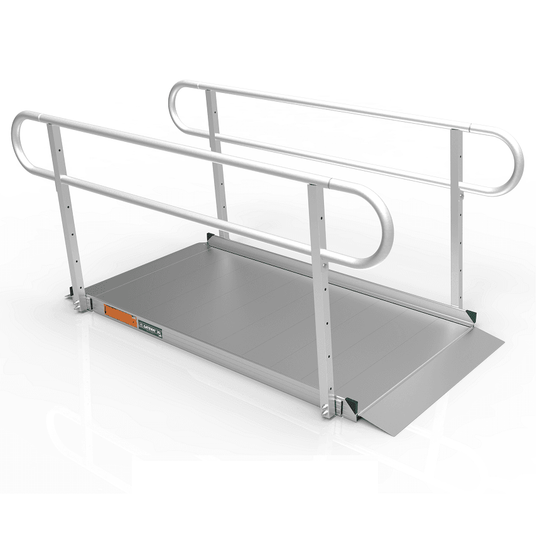 GATEWAY™ 3G Ramp with Two-Line Handrails - ez-access - harmony home medical