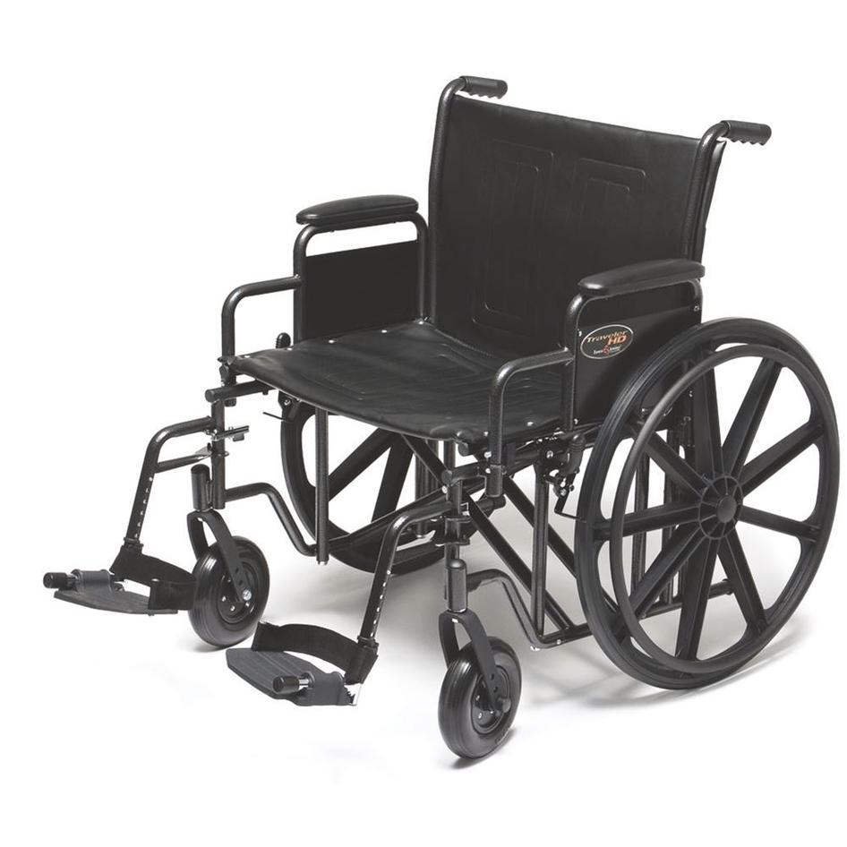standard wheelchair - Harmony Home Medical rental