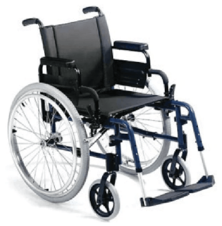 Ultra Lightweight Wheelchair - Harmony Home Medical rental
