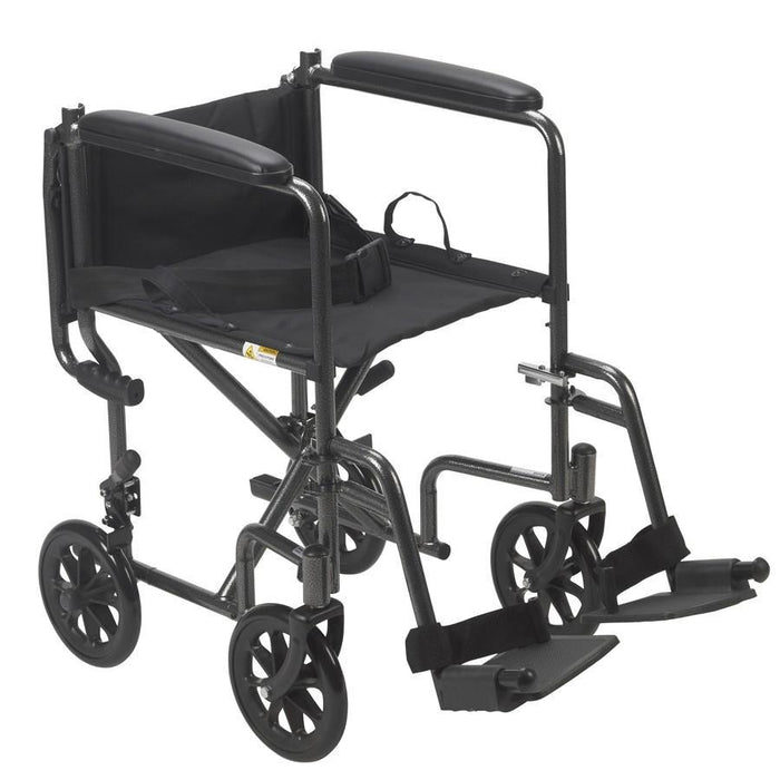 wrangler ii manual transport wheelchair - drive medical - harmony home medical