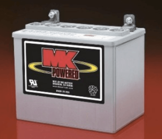 Genuine Gel 12 Volt Battery MU-1 SLD G
