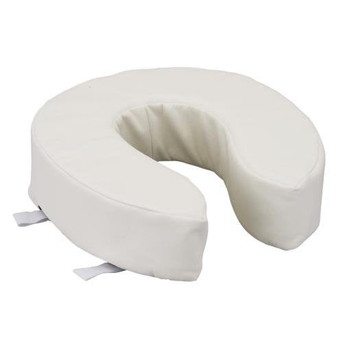 4in Padded Toilet Seat Riser