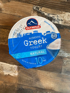 Authentic Greek Yoghurt