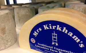 Mrs Kirkhams Lancashire Cheese