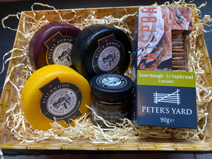 Snowdonia Cheese Box