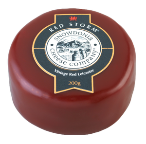 Snowdonia Strong Cheddar wax truckles