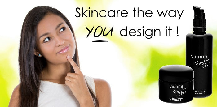 customizable skincare made just for you