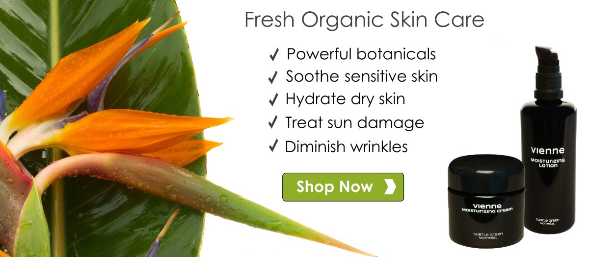 see the wonderful benefits of organic skin-care