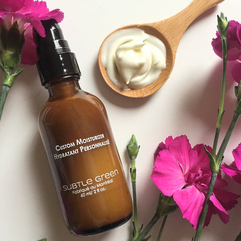 Custom Moisturizer - Normal Skin and Brighten and Tone
