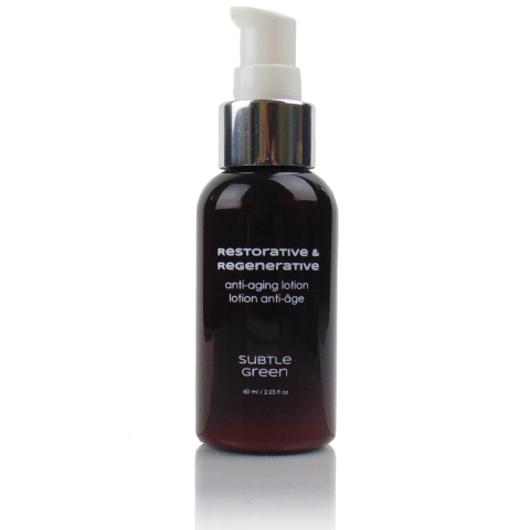 Restorative and Regenerative (R&R) Lotion