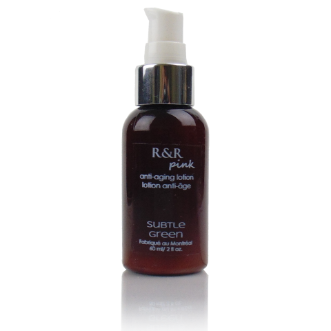 R & R Pink Lotion