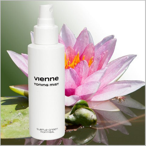 Vienne Lotus and Rose Toning Mist