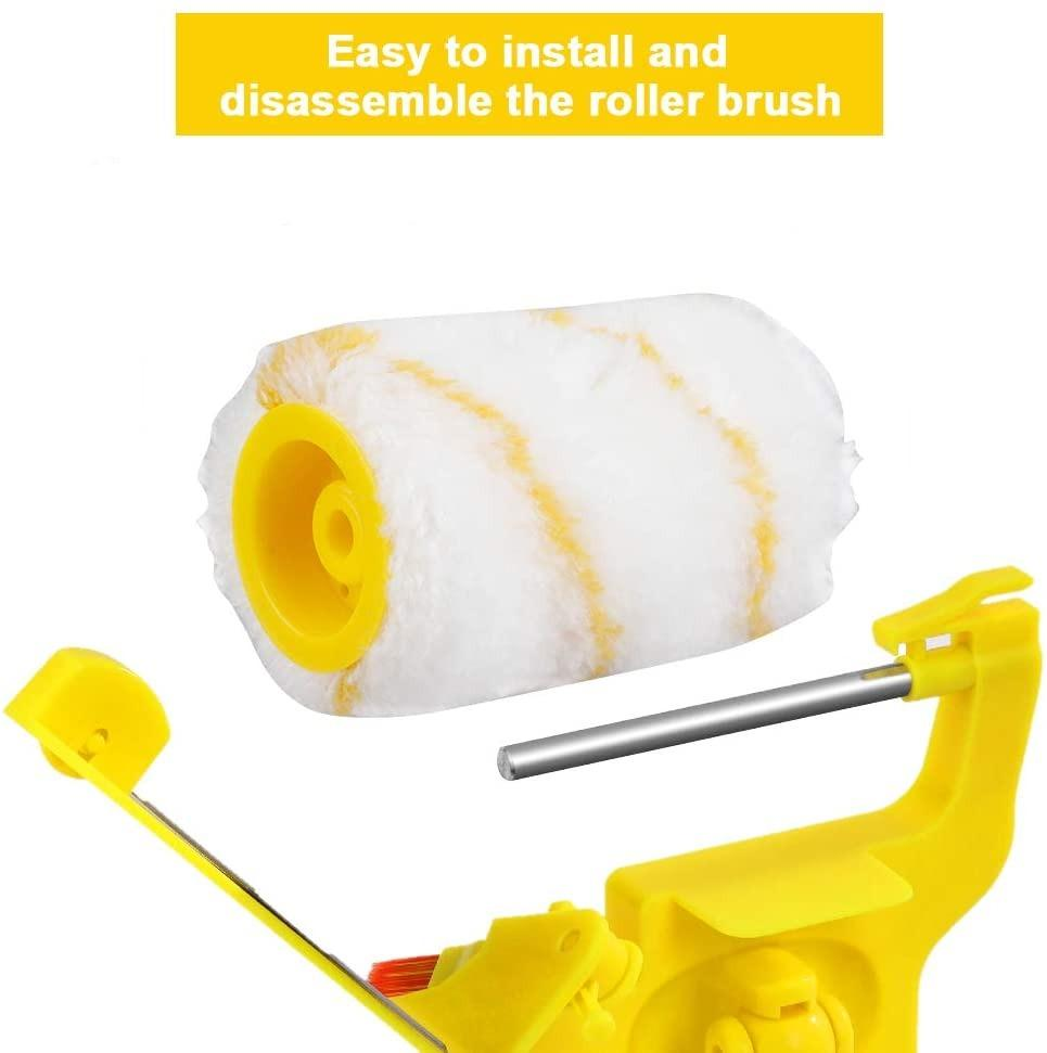 Paint Edger Roller Brush