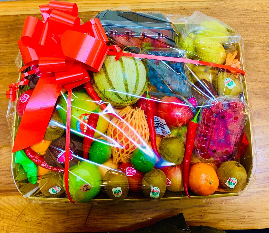 DELUXE GIFT FRUIT HAMPER LARGE