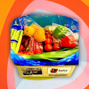 Medium Vegetable Box (Serves 4)