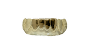 Bottom 4 Grillz 10K Yellow Gold
