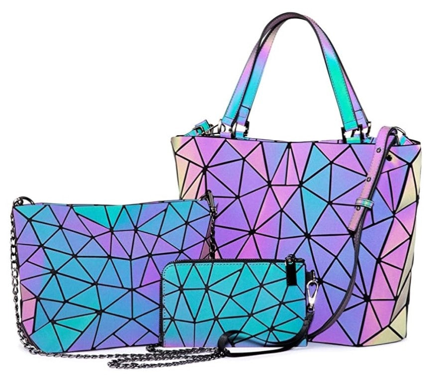 Geometric Luminious Purses