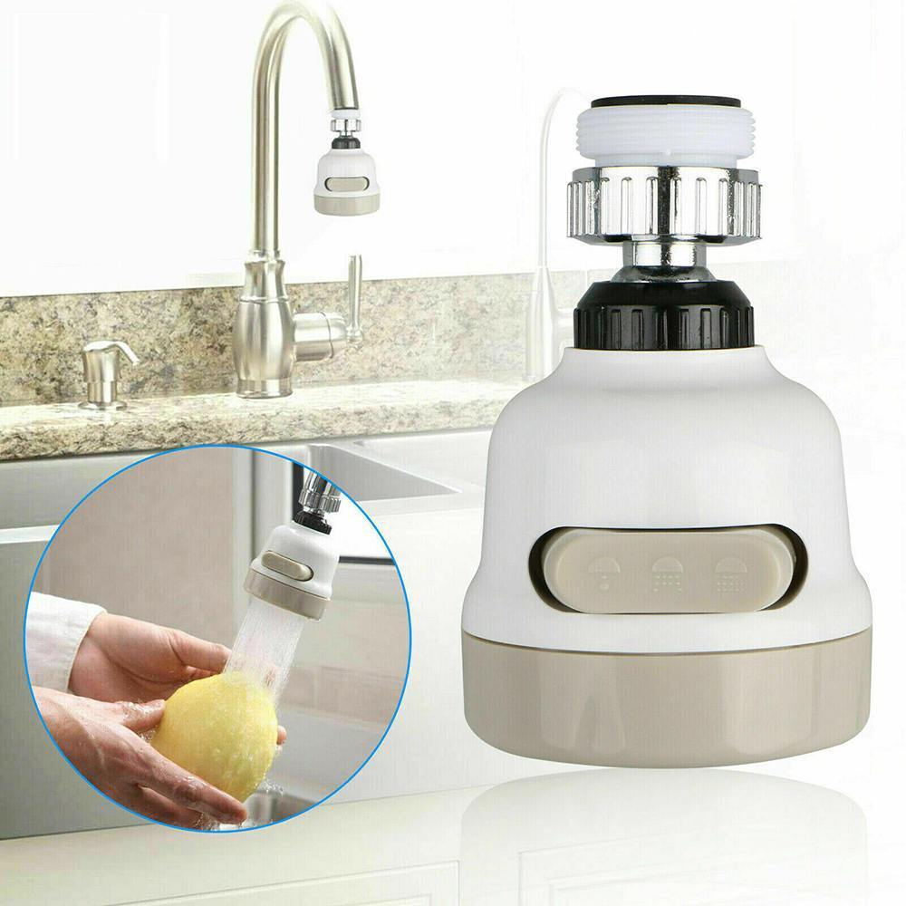 FloJet - Powerful Spray Tap Adapter For Faucets